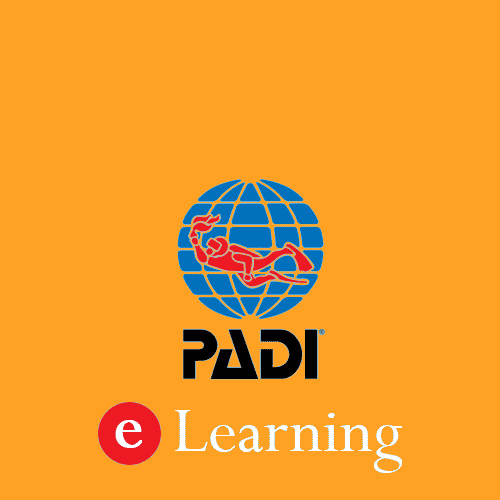 Online scuba diving theory with PADI eLearning