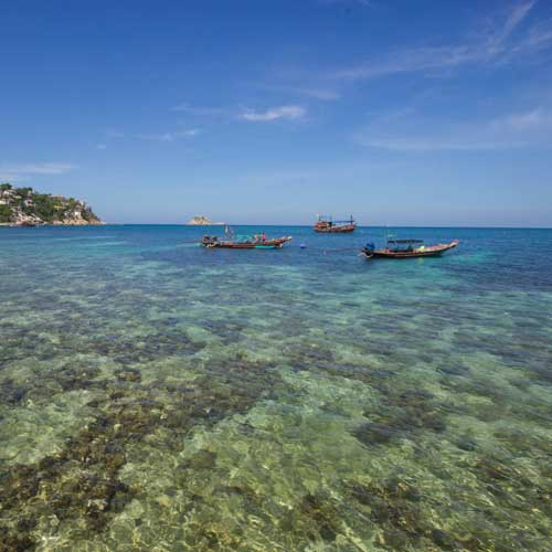 How to travel to Koh Tao Thailand