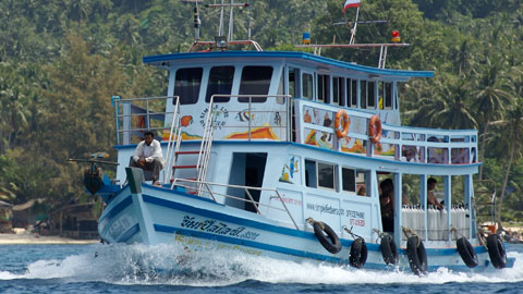 Koh Tao scuba diving tours